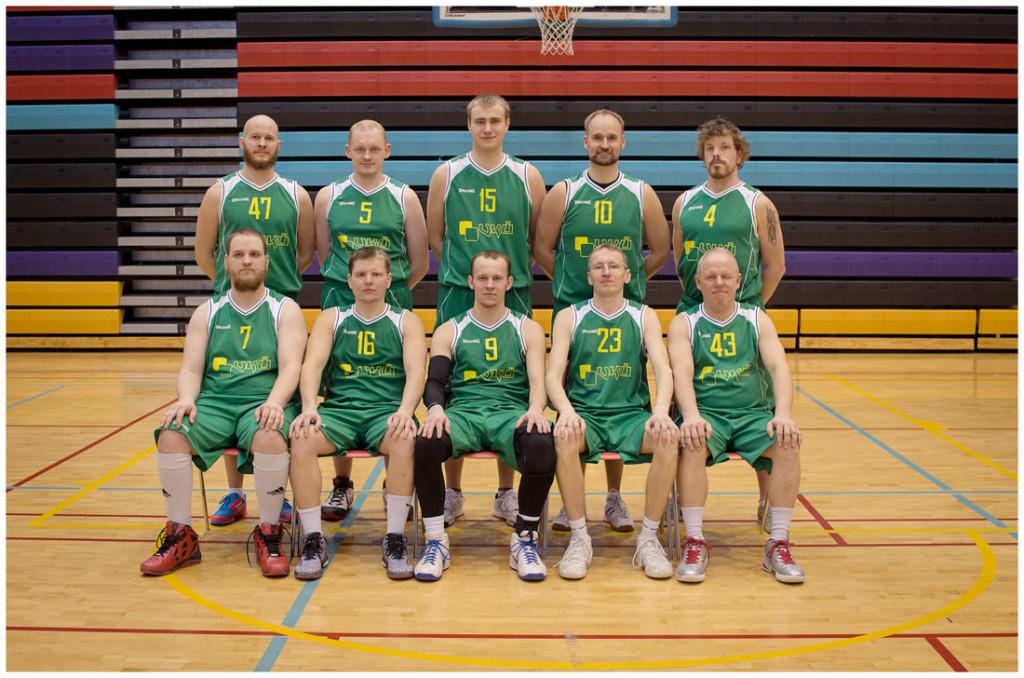 Võrumaa KÜ meeskond